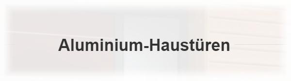 Alutüren für  Rutsweiler (Lauter)