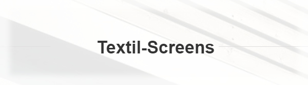 Textil-Screens